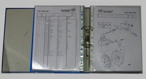Werkstatthandbücher uvm. - Volvo aus den Sechzigern bis heute