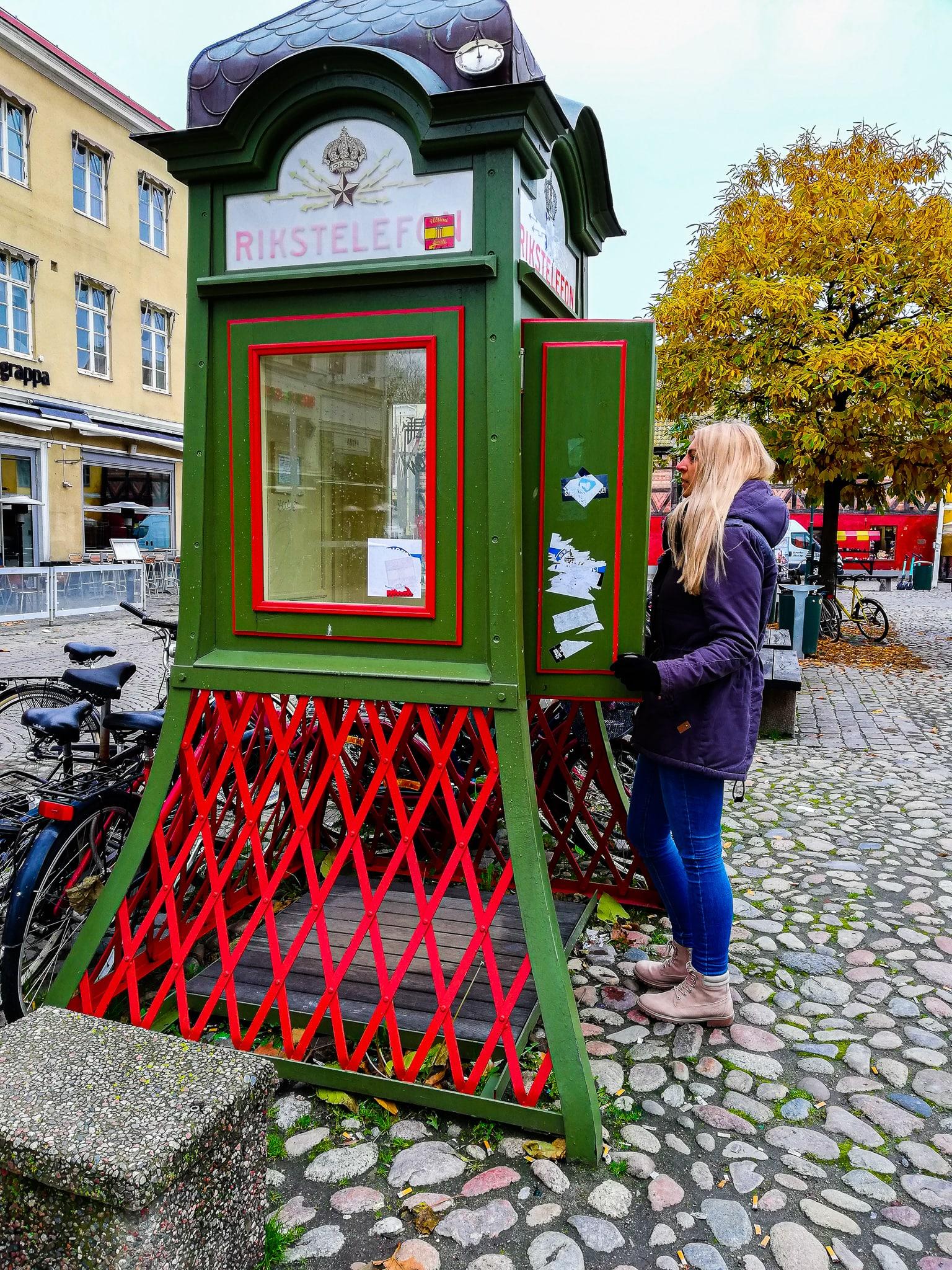 Fußgängerzone in Kopenhagen