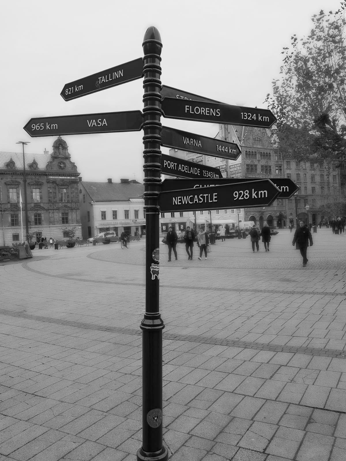 Marktplatz in Kopenhagen