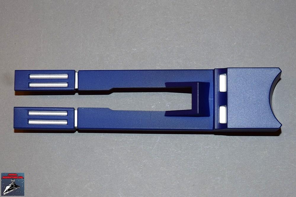 Build your own R2-D2 Teil des rechten Beins (KUnststoff)