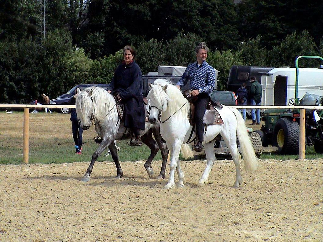 Grue Blanc und Quappo