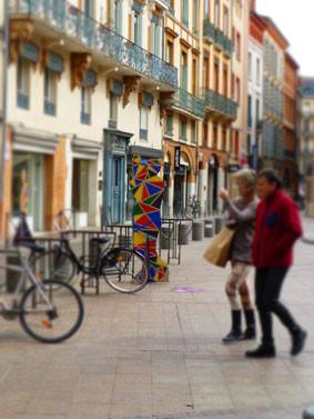 Pour le Carnaval de Toulouse 2014