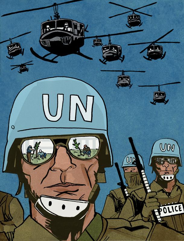"""Intelligence Report - """"Agenda of Fear"""""""