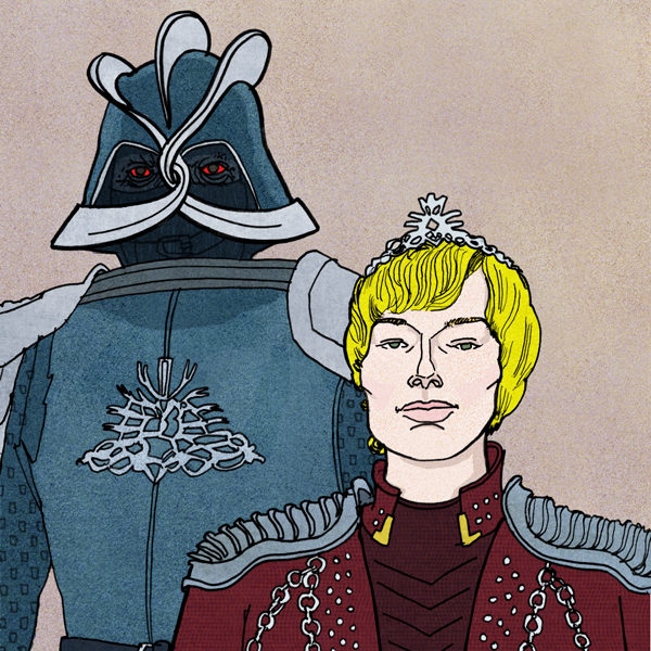 Game of Thrones - Cersei and the Mountain
