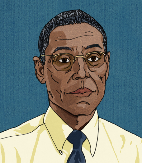 Gustavo Fring - Breaking Bad/Better Call Saul