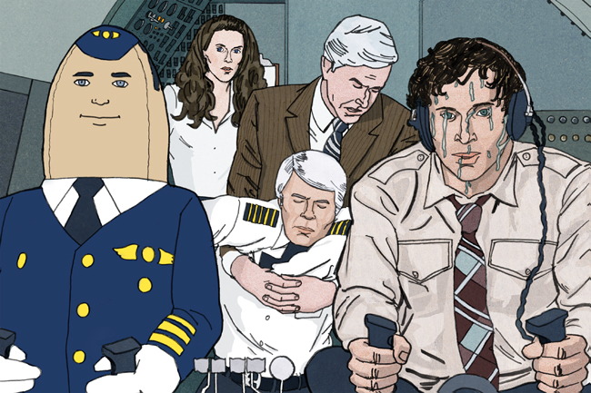 "The Ringer - ""The Seriously Funny 'Airplane!' Remains a Foundational Comedy"""