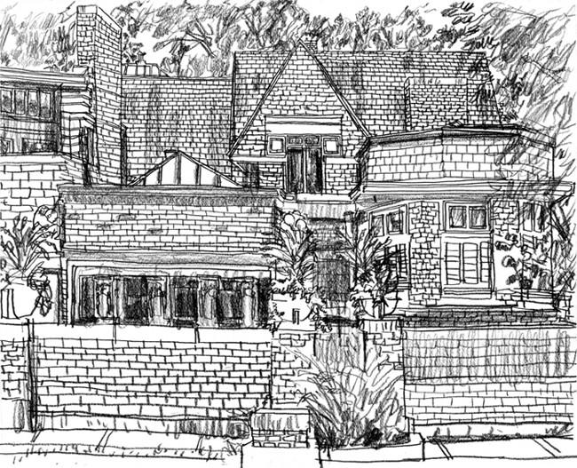 Frank Lloyd Wright Home And Studio Frank Lloyd Wright Home