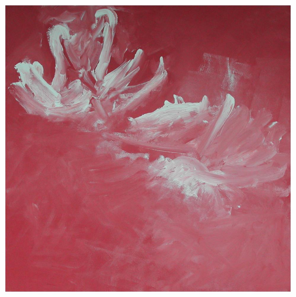 Der Tanz der Schwäne, 87 x 87 cm, Copyright by Martin Uebele