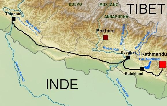 Rivières pêche Himalaya - pêche au Népal - Fishing Nepal