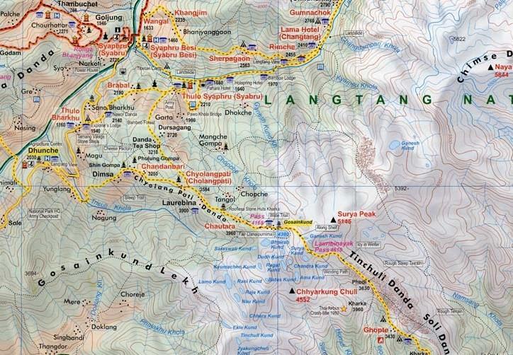 Source : Himalayan Map House