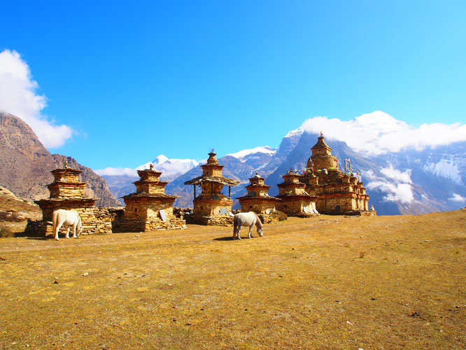 Naar Phu trek Nepal