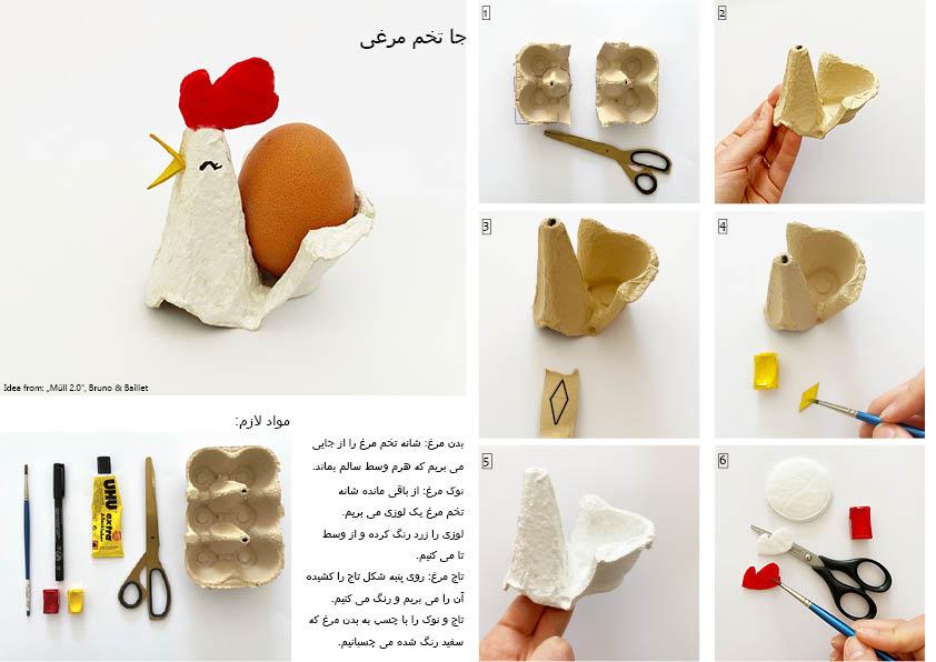 کاردستی برای بچهها Handicraft for Children