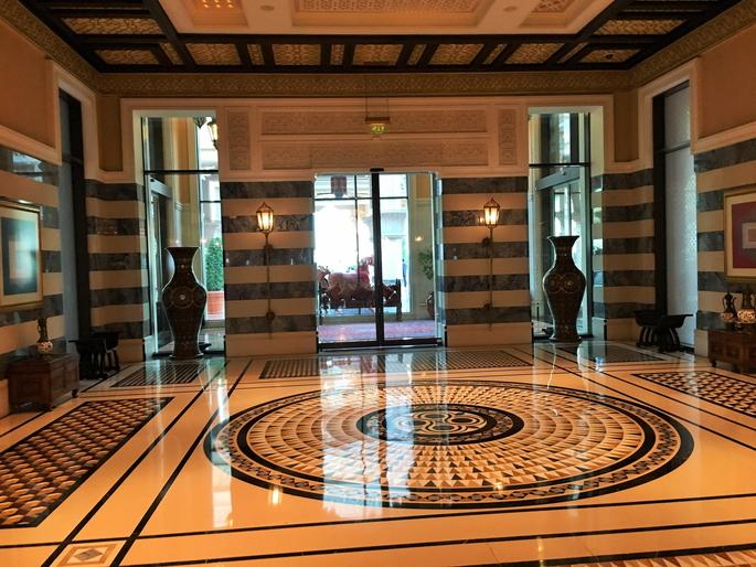 マディナジュメイラにあるアルカスル というホテル