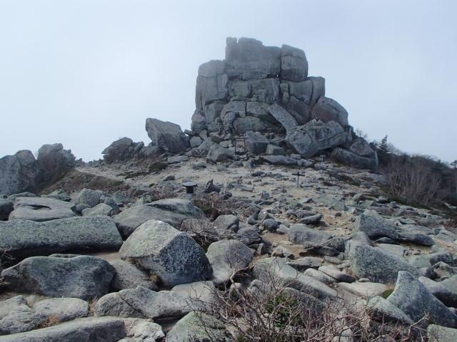 金峰山の登山コース