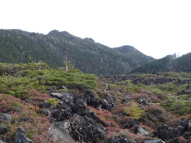 三ツ岳登山コース