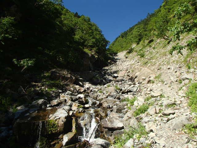 仙丈ヶ岳のおすすめ登山コース