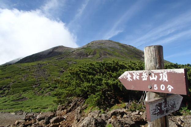 乗鞍岳のおすすめ登山コース