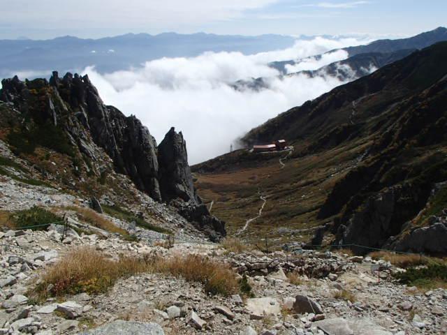 木曽駒ヶ岳登山コース