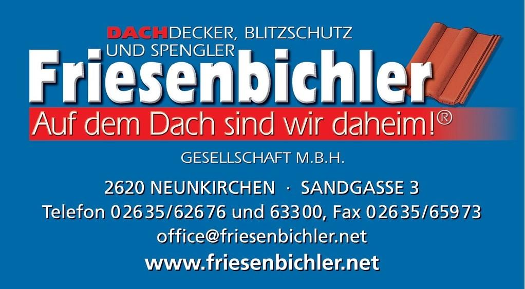 Dachdeckerei Friesenbichler