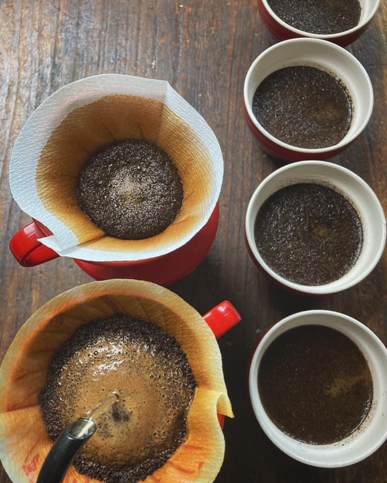コーヒーのチェックはなぜ朝イチがよいのか