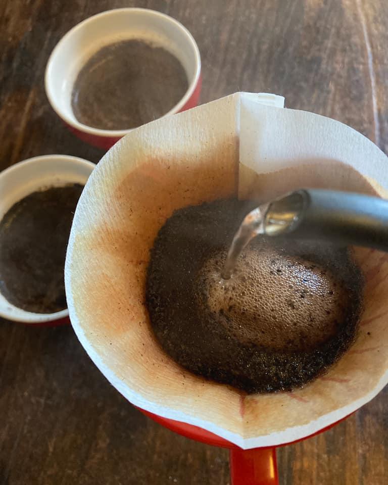 コーヒーの鮮度とエイジング
