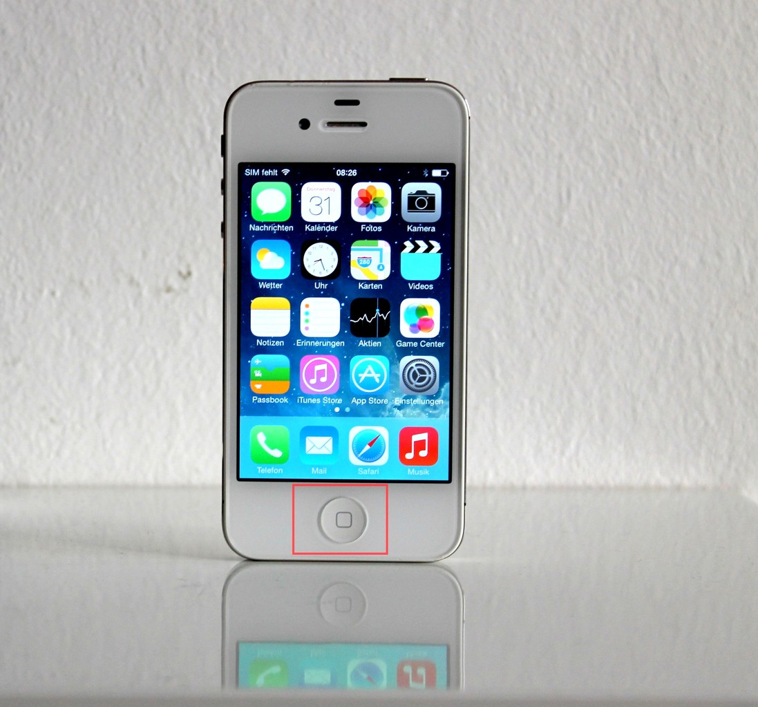 IPHONE 4D DISPLAY REPARATUR