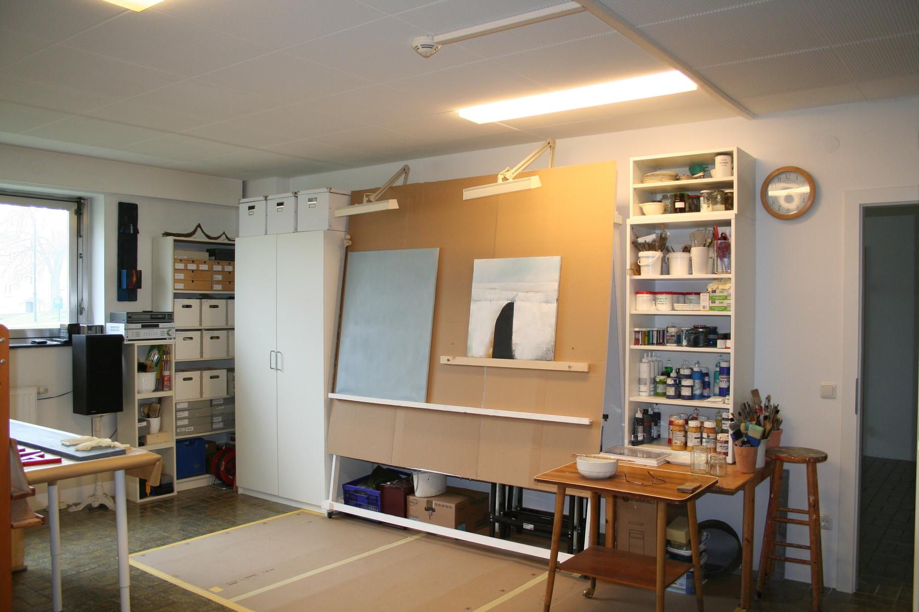 Atelier Einrichten atelier manfred hennerbichler malerei