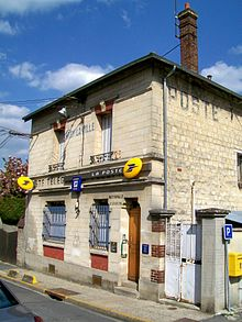 La poste fermera trois semaines cet t la vie d 39 orry - Bureau de poste la chapelle sur erdre ...