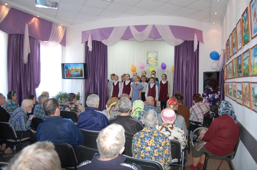 Дом интернат для престарелых хвалынск дома престарелых в сосновке тамбовской обл