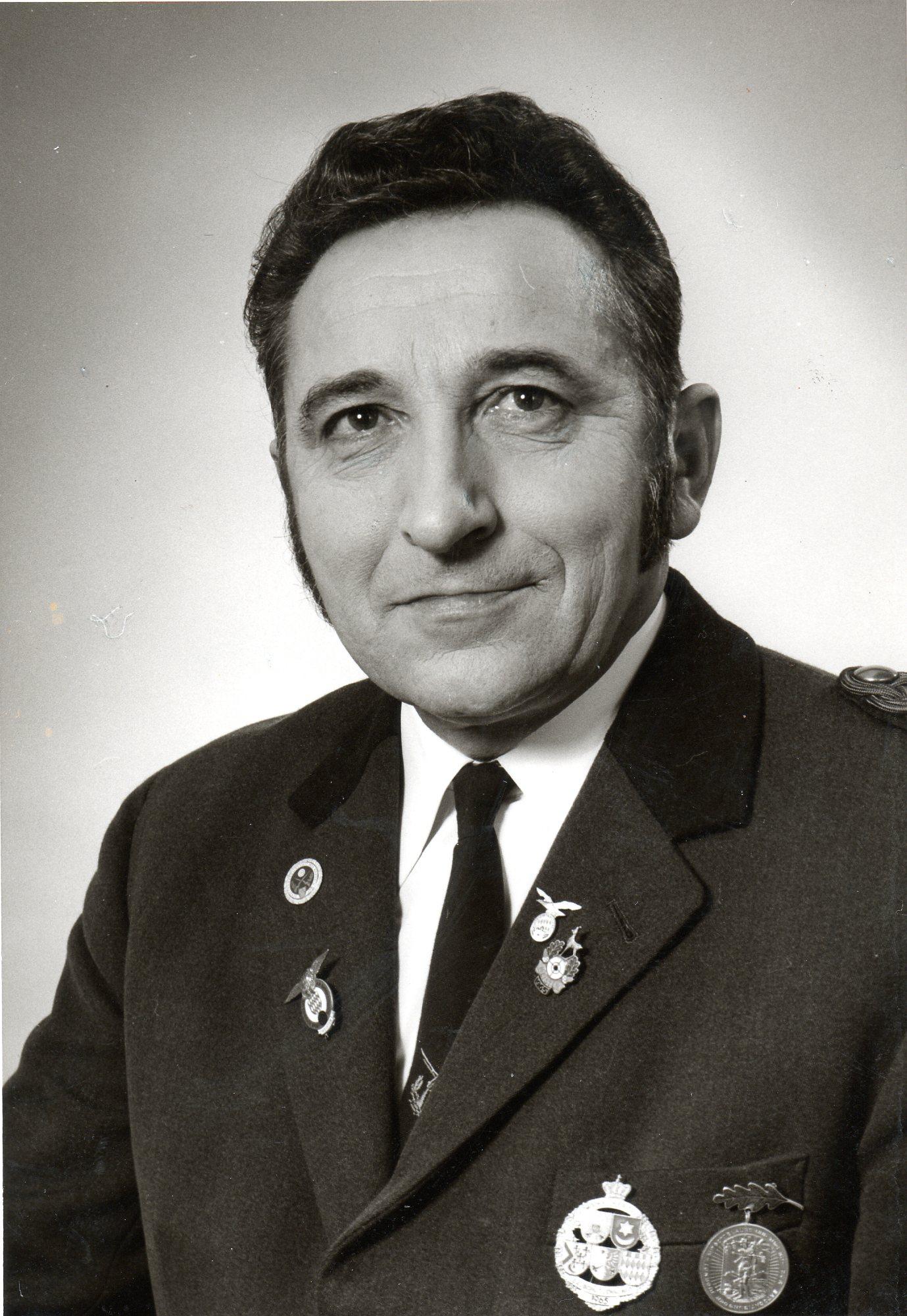 Johann Maschtenko 1971 - 1981    † 1988