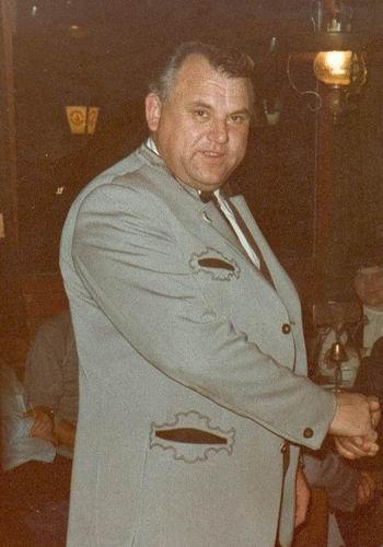 Ludwig Müller 1981 - 1990    † 2019