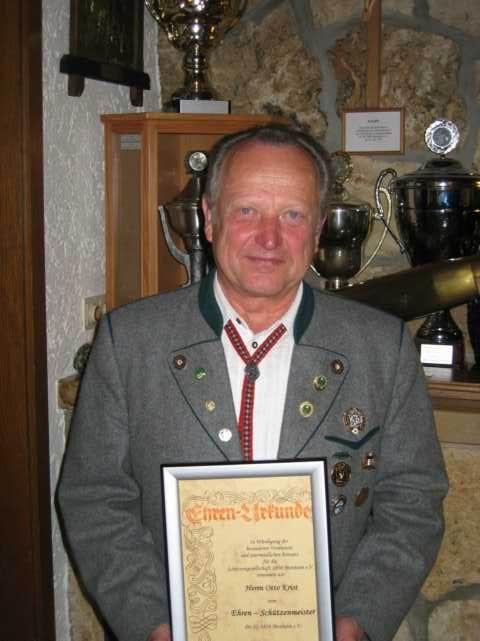 Otto Krist von 1990 - 1999
