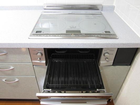 キッチンクリーニングの実例