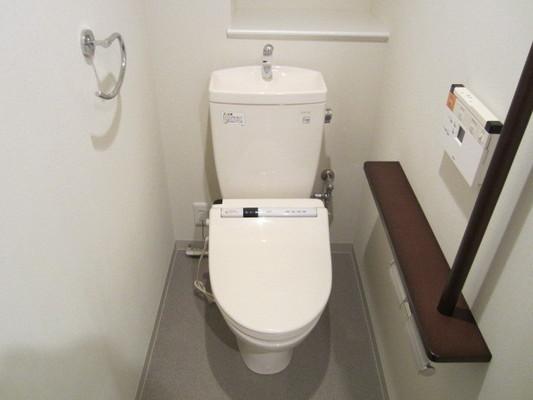 トイレクリーニングの実例