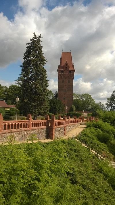 Auf der Burg in Tangermünde