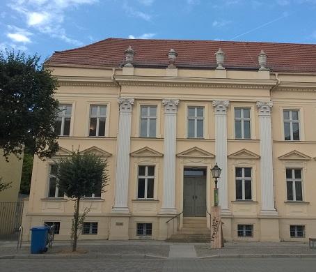 """Museum Neuruppin mit der Ausstellung """"Fontane 200"""""""
