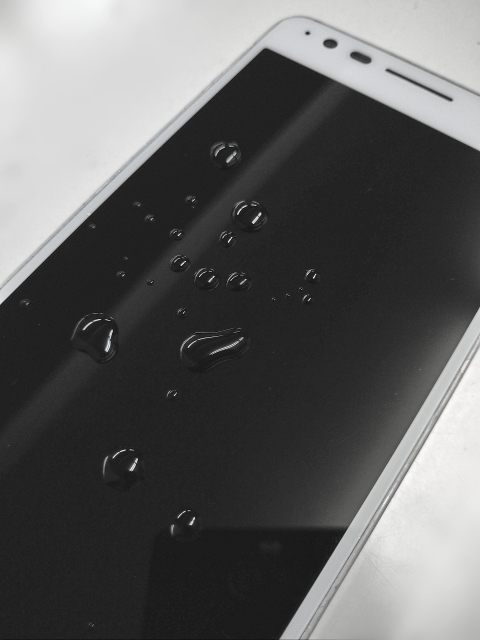 iPhone水没の際の対応