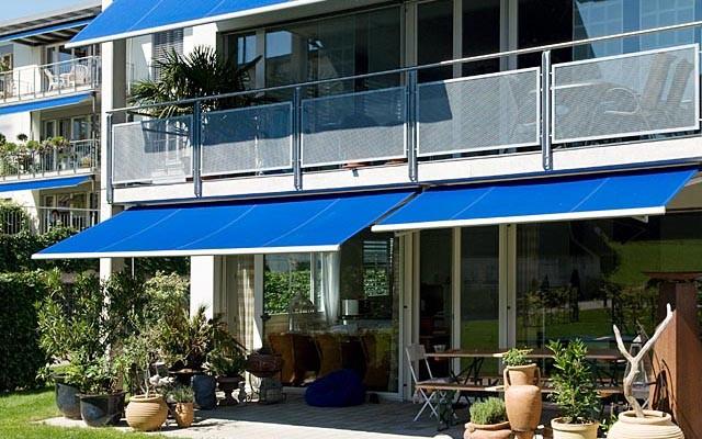 store banne terrasse