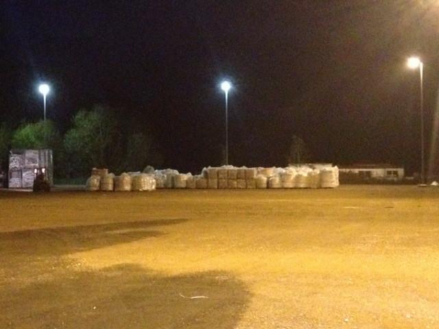 Neues Außenlager ca. 15.000 qm