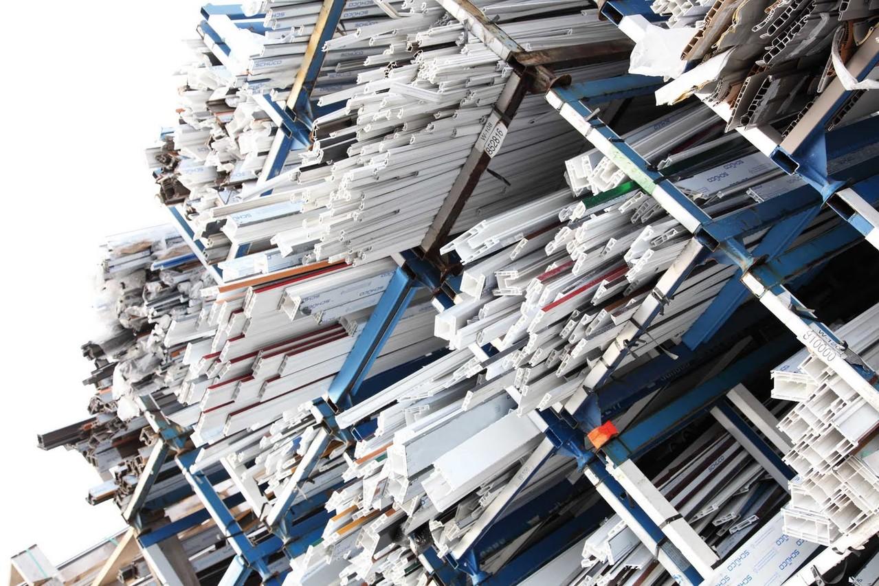 PVC Abfälle