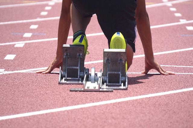 2020東京オリンピックで活躍しそうな陸上短距離選手とは?