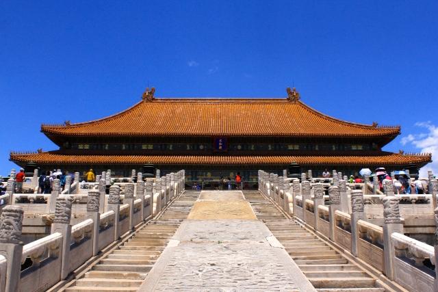 中国皇帝を九星気学と宿曜占星術で見てみると?共通点は?