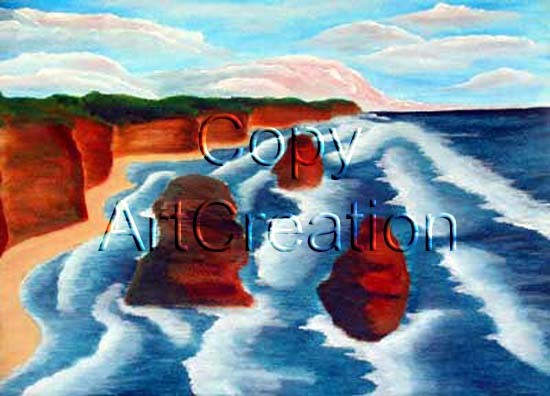 The 12 Apostles / Rita Steiner ArtCreation