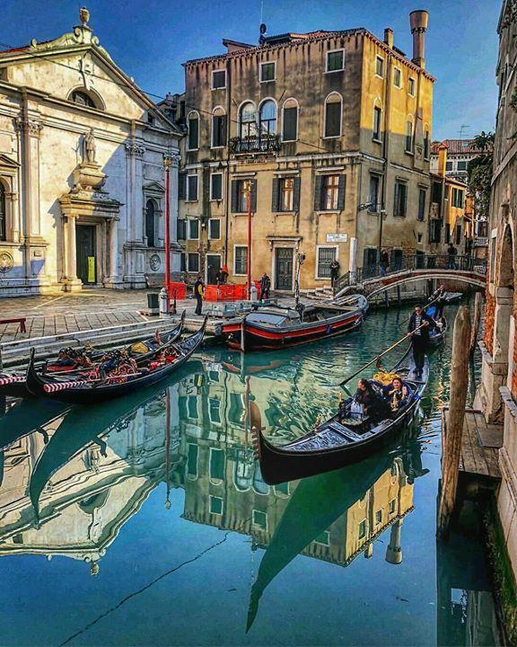A Rio in Venice