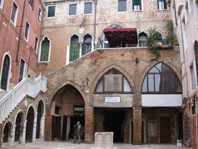 Articolo Venezia Campiello del Remèr