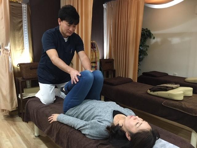 STEP② お体の状態を検査