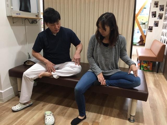 STEP④ 施術後の確認とアドバイス