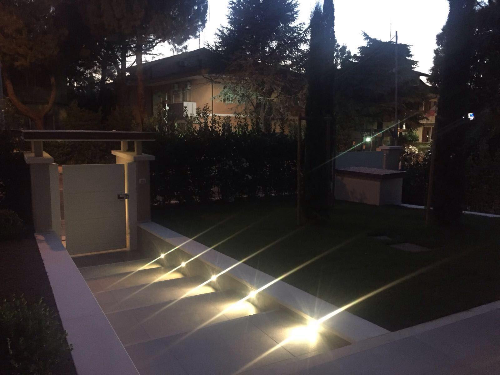 Illuminazione Esterna di impatto a Cesena