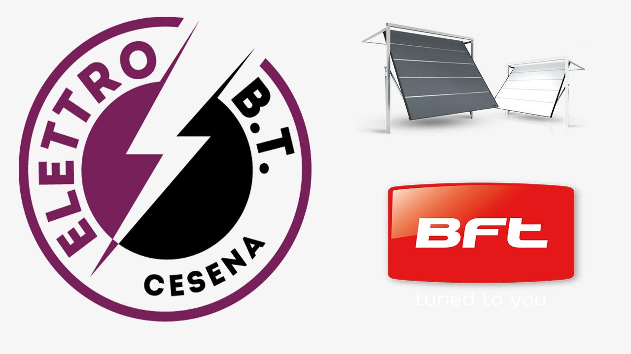 Assistenza Bft a Cesena su Automazione Basculante