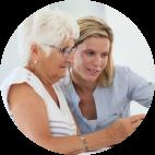 assistance au quotidien pour les patients et résidents en établissement de soin ou d'hébergement